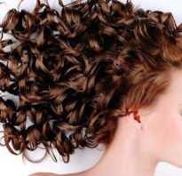 Химия волос с фото. Какие бывают виды завивок для волос (с фото)