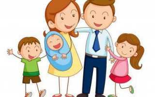 Социальный статус семьи