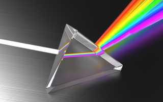 Короткие световые волны. Свет и цвет: основы основ