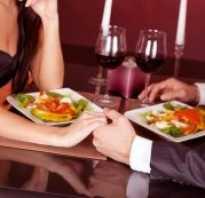 Романтический ужин для любимой. Романтический ужин
