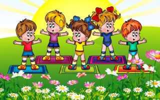 Закаливающие мероприятия для детей в детском саду. Закаливающие мероприятия