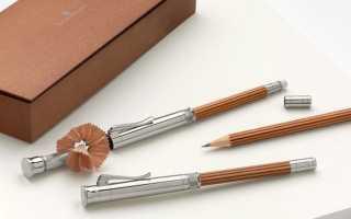 Интересное в сети! Самые дорогие карандаши в мире для рисования
