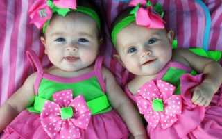 Двойняшки и близнецы — в чем разница? Они одинаковые и настолько разные