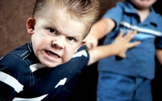 Внимание! Детская агрессия! Агрессивный ребенок