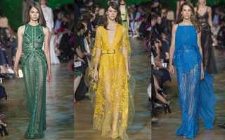 Новые коллекции платьев для женщин. Женские платья. Яркие цвета и принты
