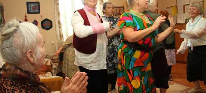 Конкурсы и развлечения для пожилых людей: скука – прочь