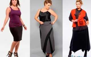 Длинные летние юбки для полных. Как правильно носить юбки полным женщинам
