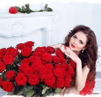 Можно ли дарить 18 роз. Сколько роз нельзя дарить