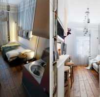 Перепланировка однокомнатной квартиры 30 кв м