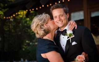 Поздравления на свадьбу от мамы сыну. Поздравление сына на свадьбе от мамы