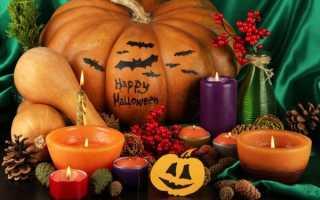 Страшные вещи на хэллоуин. Украшения для окна. Веселый Джек из тыквы