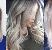 Блонд с темными корнями — настоящий тренд сезона