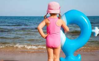 Зимние и летние путешествия с детьми. С малышом на отдых за границу