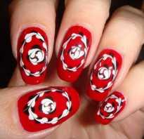 Как самой красиво нарисовать на ногтях. Чем рисуют на ногтях