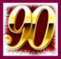 90 летний юбилей женщины
