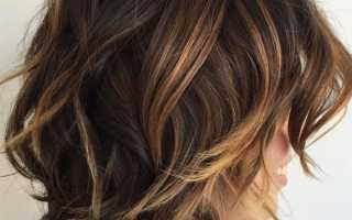 Стрижки на средние волнистые волосы. Модные стрижки на средние волосы, фото