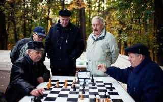 Игры для пожилых людей. Выбираем лучшие