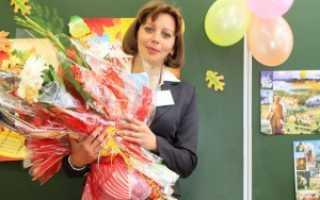 Поздравления педагогу. Как оригинально поздравить учителя с днем рождения
