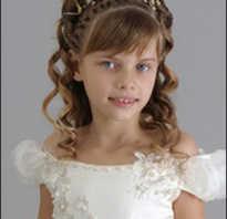 Красивые прически с диадемой для девочек своими руками