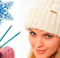 Шапки зима вязанные. Как связать шапку спицами для женщины — новинки
