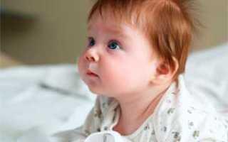 Развитие детей с 4 месяцев. Навыки ребенка в четыре месяца от рождения