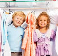 Размер 6 на какой возраст. Размеры детской одежды из сша