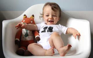 Развитие ребенка в одиннадцатый месяц жизни. Одиннадцатый месяц жизни