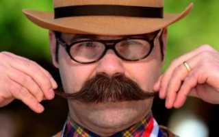 Фото модных мужских усов. Какими бывают тонкие усы: виды и фото