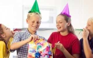 Конкурсы для день рождения 10 лет. Детские конкурсы на день рождения
