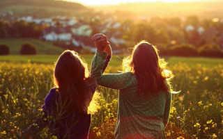 Статусы про подружек лучших. Лучшей подруге своими словами до слез