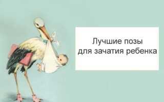 В какой позе лучше делать зачатие ребенка. Лучшие позы для зачатия ребенка