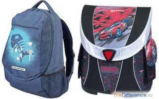Ранец, рюкзак или портфель: что выбрать. Чем отличается рюкзак от портфеля