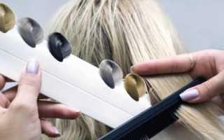 Как сделать волосы белыми на один раз. Покраска волос в белый цвет