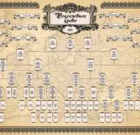 Кем были мои предки по фамилии. Происхождение фамилии