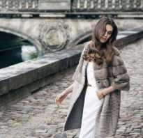 Модный крой шуб. Шубы из норки – модные модели на любой вкус