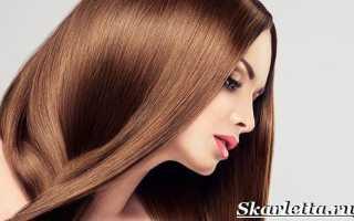 Сделать волосы очень блестящими. Как сделать волосы гладкими? Легко