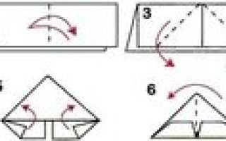 Поделки из бумаги в технике оригами. Как сделать простое модульное оригами