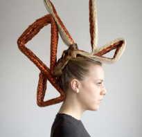 Креативные стрижки волос году. Модные стрижки (фото)