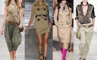 Колониальный стиль в одежде для женщин. Какие бывают стили одежды